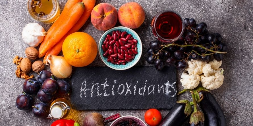 Importance of Antioxidants In Foods